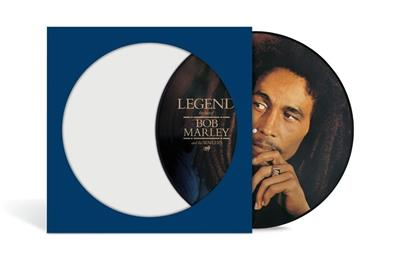 Bob Marley & the Wailers Legend Picture Disc Vinyl