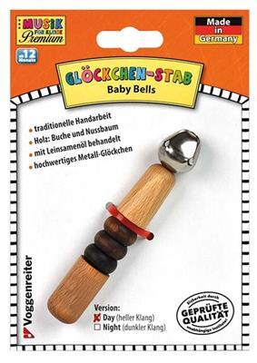 Voggenreiter Verlag: Glöckchen-Stab (Hell)