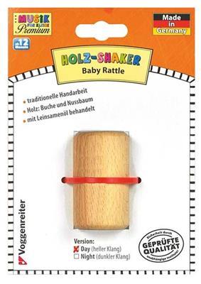 Voggenreiter Verlag: Holz-Shaker (Hell)