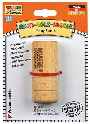 Maxi-Holz-Shaker (Hell): Musical Education