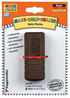 Maxi-Holz-Shaker (Dunkel): Musical Education