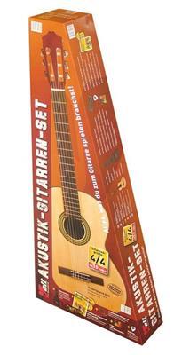 Voggenreiter Verlag: Volt Akustik-Gitarren-Set 4/4