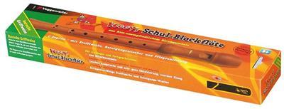 Voggenreiter Verlag: Voggy's Schul-Blockflöte (Birnbaum) Barock