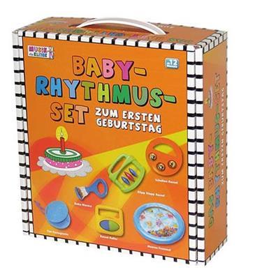 Voggenreiter Verlag: Baby-Rhythmus-Set