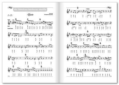 Kropp's Blues Harp Songbook