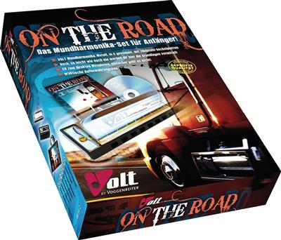 Voggenreiter Verlag: On The Road - Mundharmonika-Set