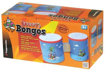 Voggy's Bongos: Musical Education