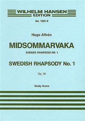 Hugo Alfvén: Swedish Rhapsody No. 1 Midsommarvaka Op. 19: Orchestra