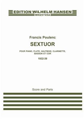 Francis Poulenc: Sextuor: Chamber Ensemble