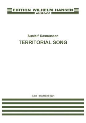 Sunleif Rasmussen: Territorial Songs: Orchestra