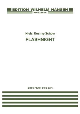 Niels Rosing-Schow: Niels Rosing-Schow: Flashnight: Mixed Ensemble