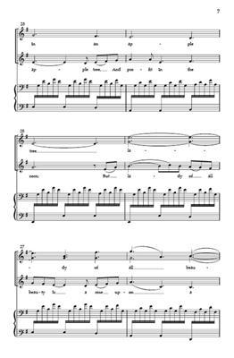 Ola Gjeilo: The Rose: 2-Part Choir