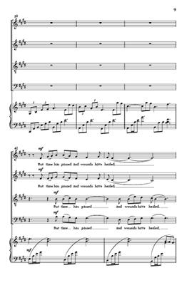 Susan LaBarr: Love: Then and Still: SATB