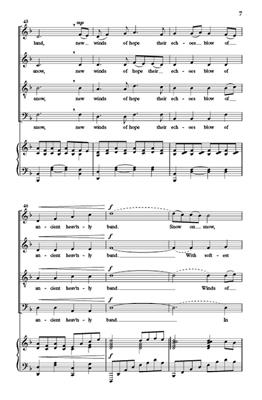 Susan LaBarr: Midwinter Song: SATB