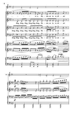 George Ratcliffe Woodward: Ding, Dong, Merrily On High!: Arr. (Ryan Murphy): SATB