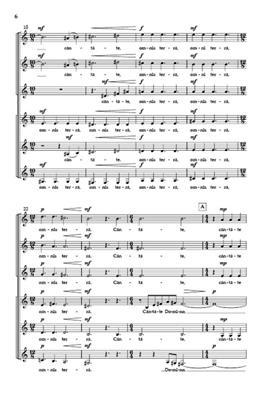 Ivo Antognini: Canticum Novum: SSSAAA