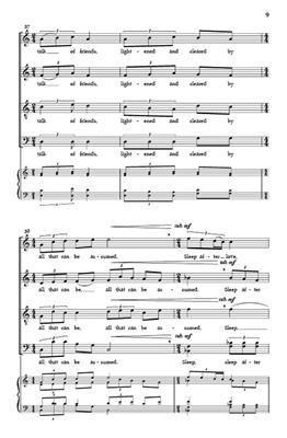 Susan LaBarr: More Than Enough: SATB