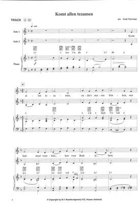 E.S. Norman: Christmas Duets Bes: B-Flat Instrument