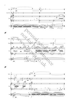 Hilda Paredes: Ofrendas: Chamber Orchestra