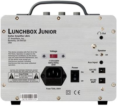 Lunchbox Junior - UK Version: Technology
